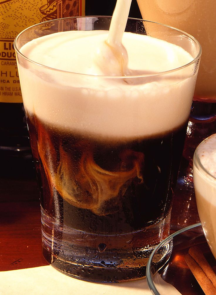 The Nutty Irishman is a popular drink and this Frangelico and Irish cream mix can be made as a party shot, creamy sipping drink or hot coffee cocktail.