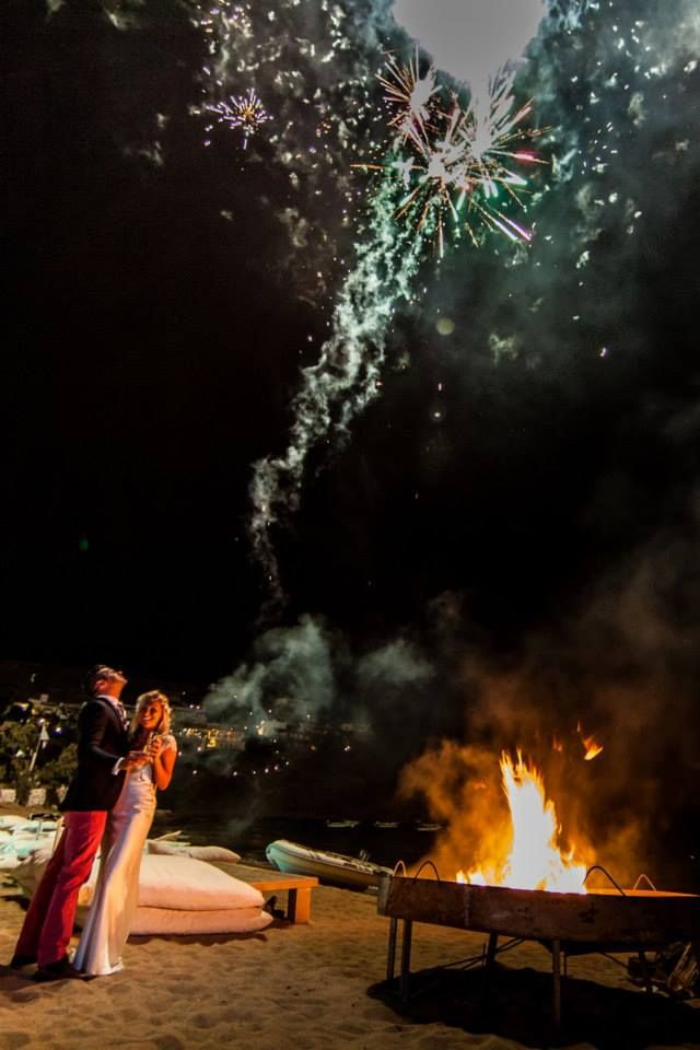 A Mykonos Exclusive Wedding ... Samantha & Tony.. Destination wedding in Mykonos