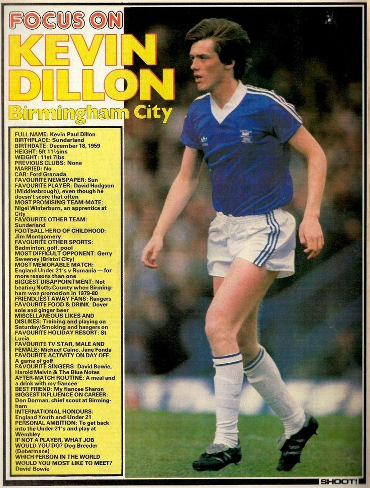 Kevin Dillon BCFC