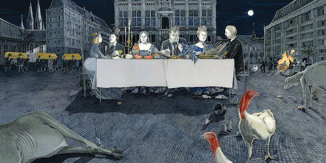 Escucha la banda sonora remasterizada de 'Nosferatu The Vampyre', de Werner Herzog   NOISEY