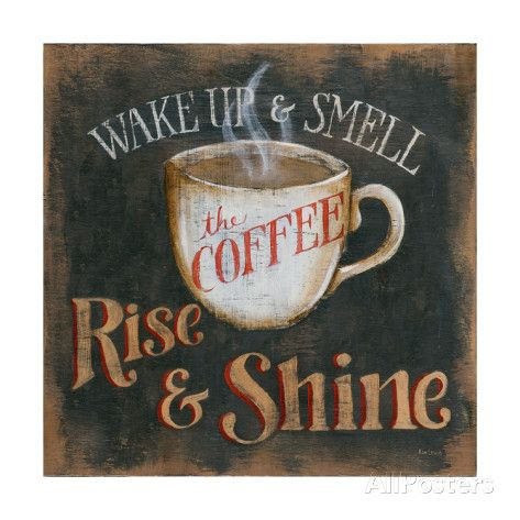 Rise and Shine Art Print