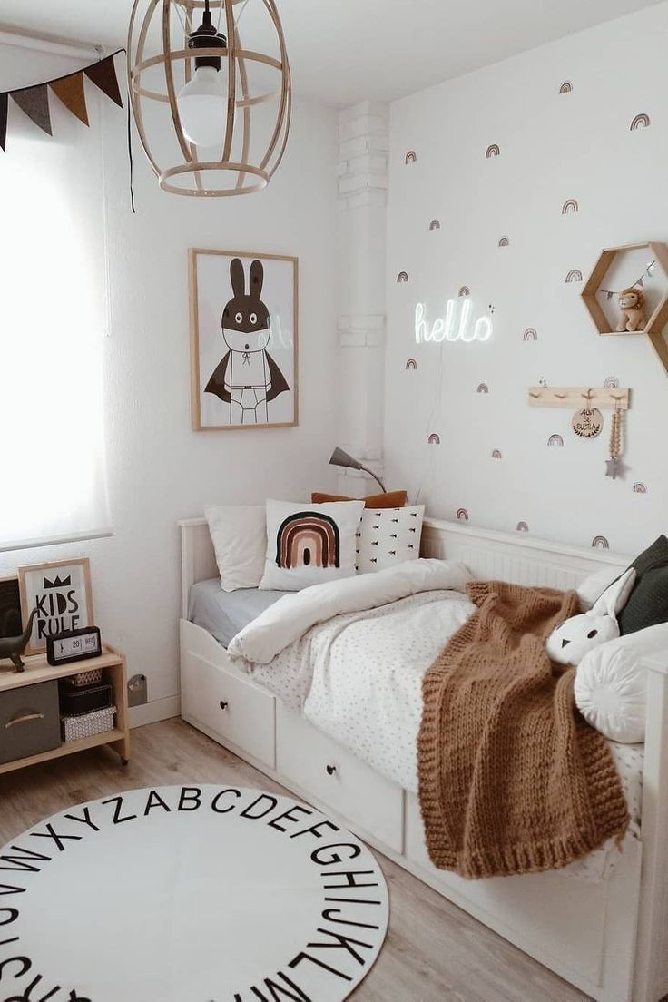 Carpet Bedroom Living Room Children S Room White Furniture In 2020 With Images Kids Rooms Shared Toddler Rooms Kids Room Inspiration