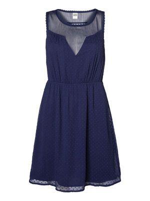 DOTTY S/L SHORT DRESS #veromoda #dress #summer #party #fashion #style