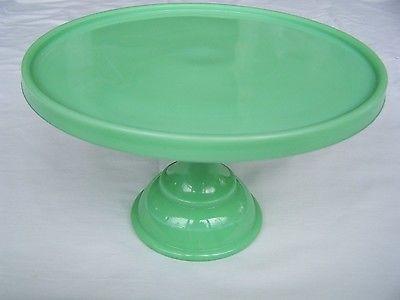 Green Cake Stands Martha Stewart