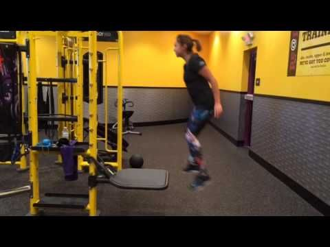 4e6818b20fc 360 circuit at planet fitness - YouTube