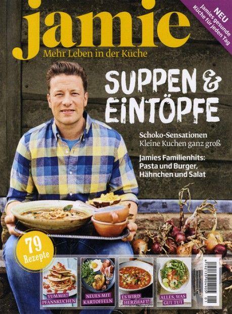 Deine lieblings Zeitschrift zum Thema Essen von Jamie Oliver im Abo mit Praemie bei uns erhaeltlich.  Spare jetzt Geld bei unseren Abo-Modellen und lass Dich von unseren Praemien überzeugen.  Besuche uns auf unseren Onlineshop!