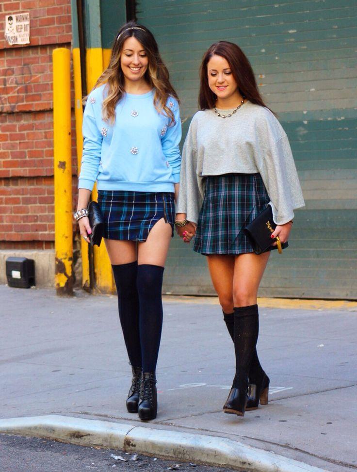 cute back to school plaid skirt outfits chloe & isabel jewelry bloomingdales