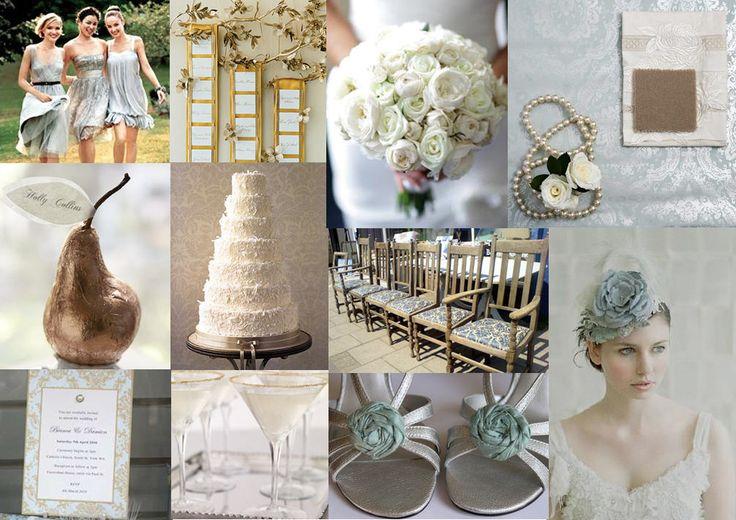 Bridesmaids dress colour