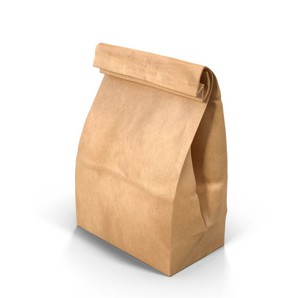 Traditional Brown Paper Lunch Bag Ellie Brings A Sandwich For Adam From Her Mom Brown Paper Lunch Bags Png Image