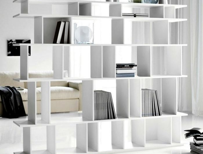 les 25 meilleures id es de la cat gorie tag res de s paration sur pinterest biblioth que. Black Bedroom Furniture Sets. Home Design Ideas