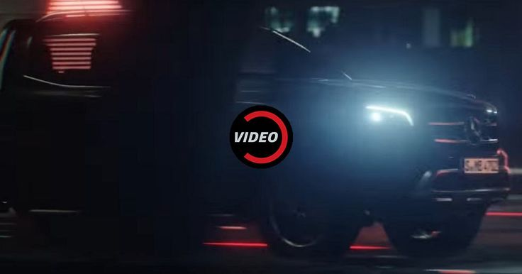 Mercedes X-Class Teased, Debuts On July 18th #Mercedes #Mercedes_Videos