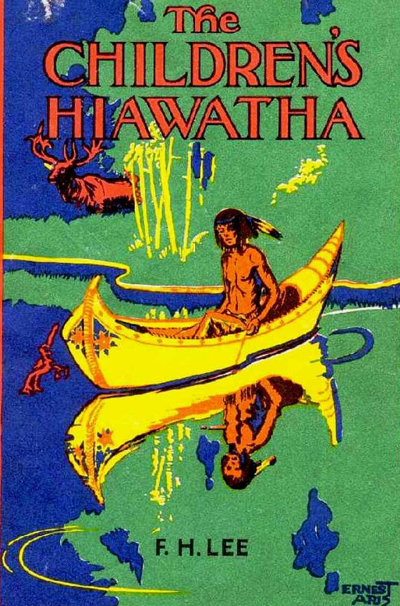 best people hiawatha images native american  1950s hiawatha art by appleton and aris vintage by storyline