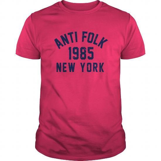 Awesome Tee Anti Folk T shirts