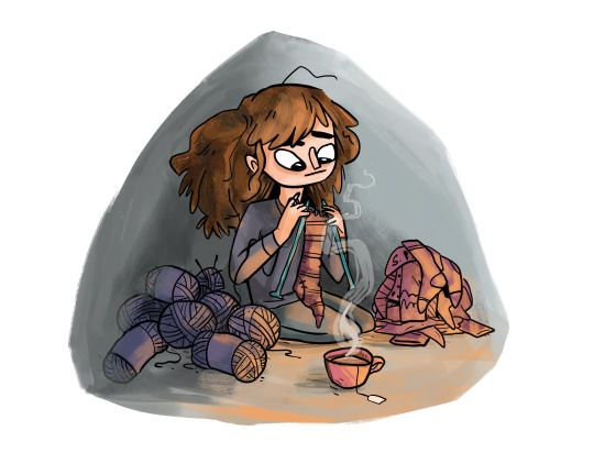 Hermione Granger - S.P.E.W duties by MEGAN CROW