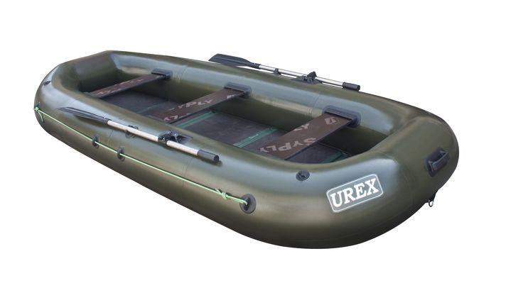 """Лодка надувная """"UREX-35""""     Длина   3500мм       Ширина   1500мм       Диаметр борта   400мм       Количество отсеков   2       Грузоподъемность   400кг   …"""