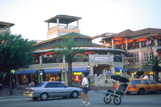 Coconut Grove is a fun, exciting neighborhood located just south of downtown Miami. Once an independent village, Miami annexed The Grove in the 1920s, making it officially part of the City of Miami.