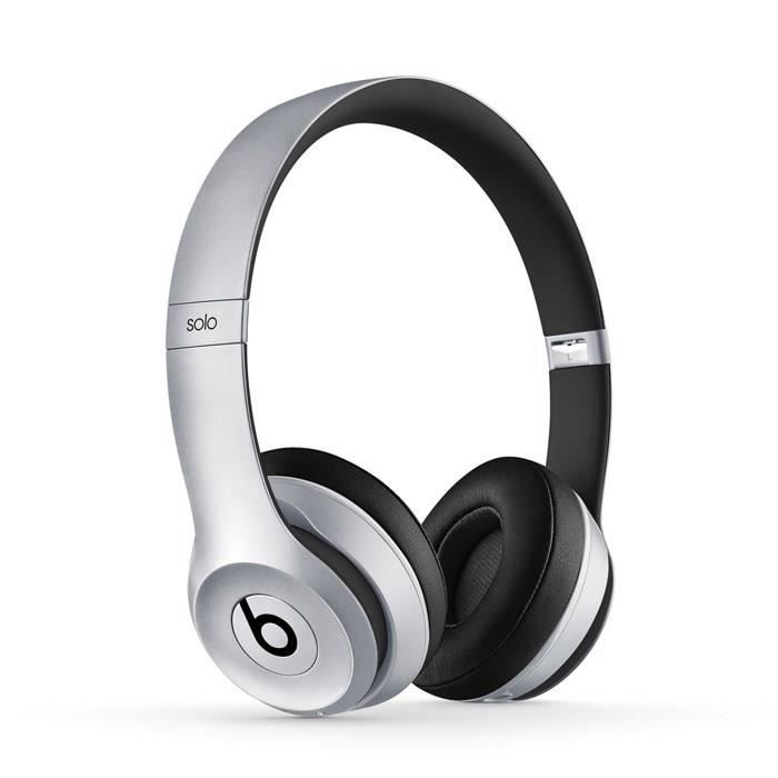 201.11 € ❤ Promos #HighTech - #BEATS Solo 2 Wireless #Casque audio bluetooth gris sidéral ➡ https://ad.zanox.com/ppc/?28290640C84663587&ulp=[[http://www.cdiscount.com/high-tech/casques-baladeur-hifi/beats-solo-2-wireless-casque-audio-bluetooth-gris/f-1065409-beasolo2wirsilsi.html?refer=zanoxpb&cid=affil&cm_mmc=zanoxpb-_-userid]]