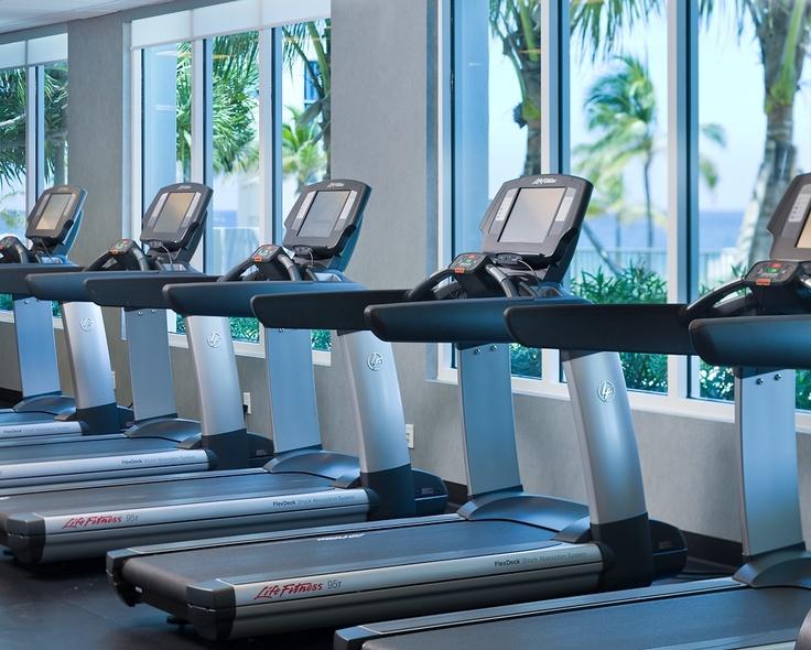 WestinWORKOUT Gym - Cardio Machines
