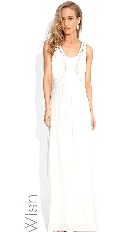 Cupid Maxi Dress by Wish
