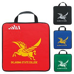 Norwood - Non-Woven Stadium Cushion. Cheer on your favorite team or enjoy any outdoor event with comfort.