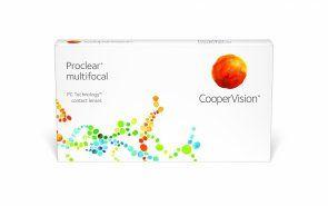 Kontaktlinsen Proclear Multifocal 3 Stk.