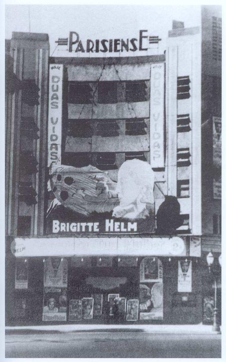 Cine Parisiense - Cinelândia - RJ