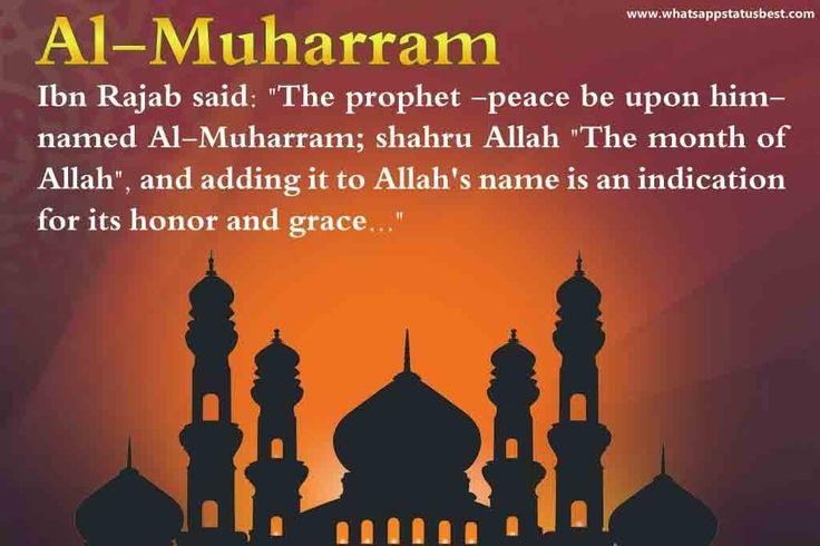 Al-Muharram Wishes