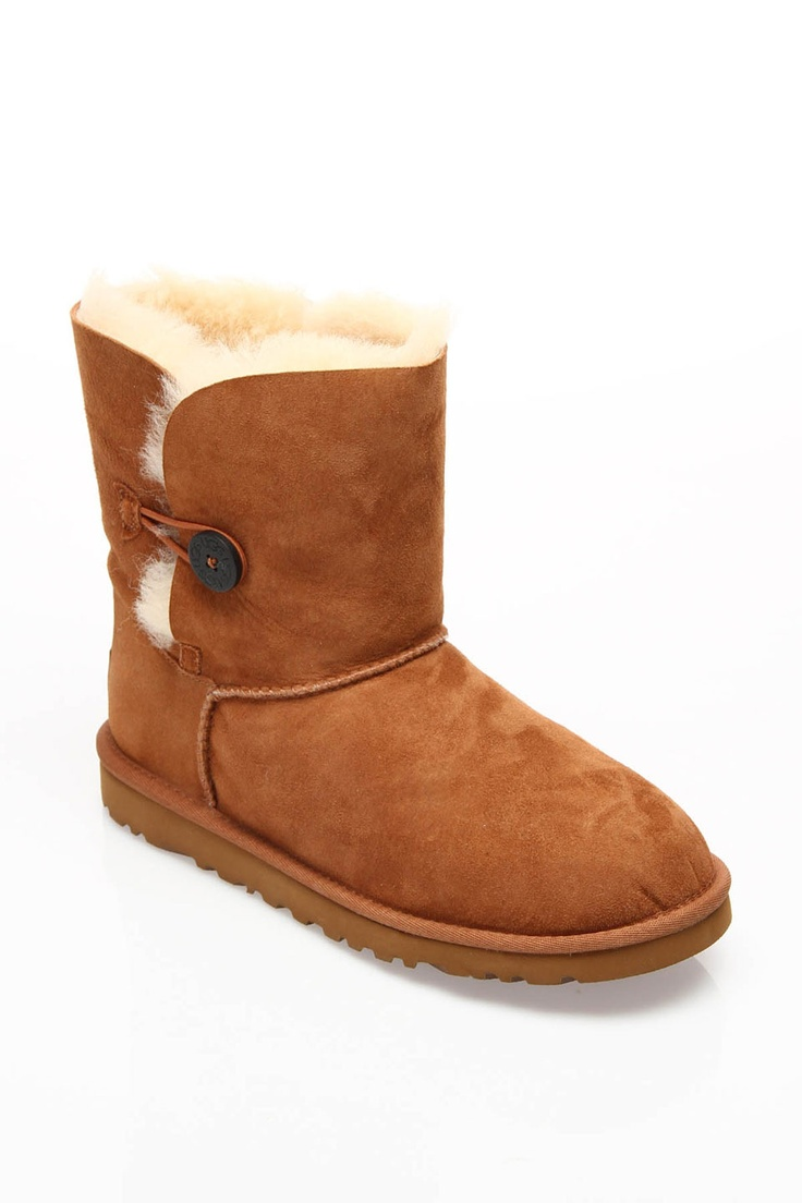 Ugg kids bailey button boot in chestnut beyond the rack it s a