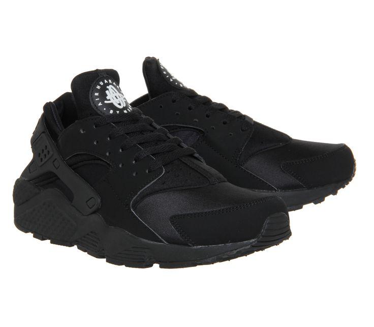 Nike Air Huarache - Triple Black