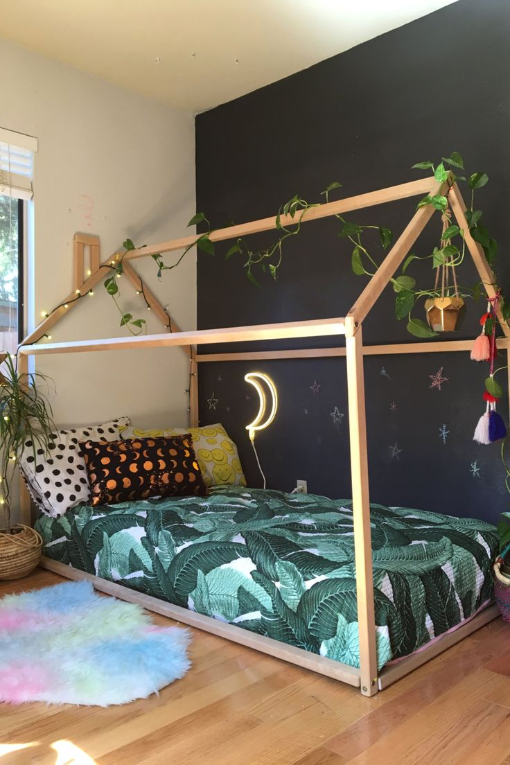 1000+ images about Kid Bedrooms on Pinterest | Hanging beds ...
