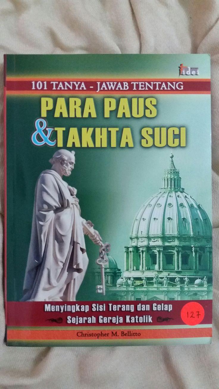 Para Paus & Takhta Suci ✏ Christopher M. Belitto