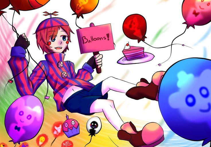 Картинки аниме балун бой