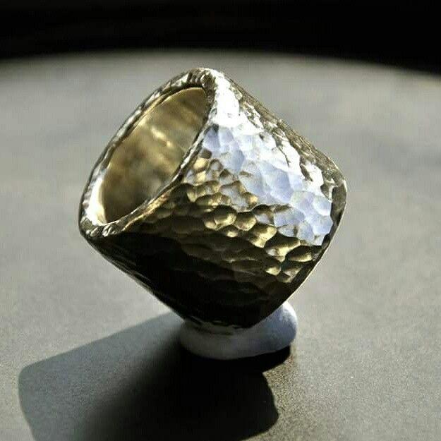 Drako Skin Ring