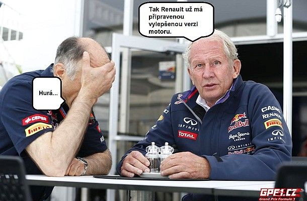 Co v tiskových materiálech nebylo z GP Kanady 2015.