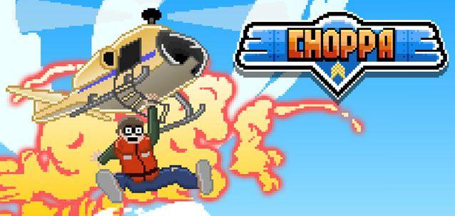 Choppa - un nuovo e divertente arcade in salsa retrò!