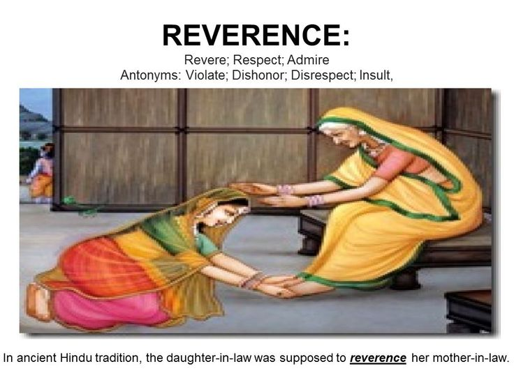 #WordofTheDay Reverence: Deep respect for someone or something; Regard or treat with deep respect; Esteem; Approval; Appreciation; Estimation; Favour; Recognition; Antonym: Dishonor; Disregard; Disrespect; Dislike; Criticism; The brick tower in Pavia in which he was confined was, and still is, an object of reverence to the country people.