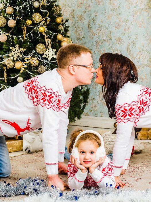 Семейная фотосессия Москва