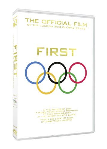 First - The Official Film of the London 2012 Olympic Games DVD: Amazon.co.uk: Laura Trott, Katie Taylor, Missy Franklin, James Ellington: Film & TV