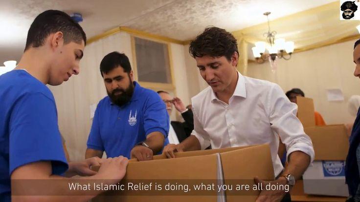 "Trudeau's & Islamic ""Charities"": Pt 1- Islamic Relief (twitter friendly)"