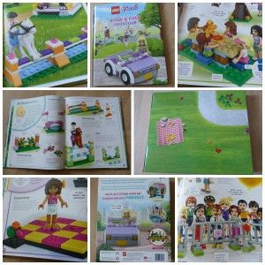LEGO friends bouw je eigen avontuur boek bouwideeën recensie review cabriolet bouwset liza heartlake city spelen bouwen picknick park kermis paardenshow avonturen weekend feest