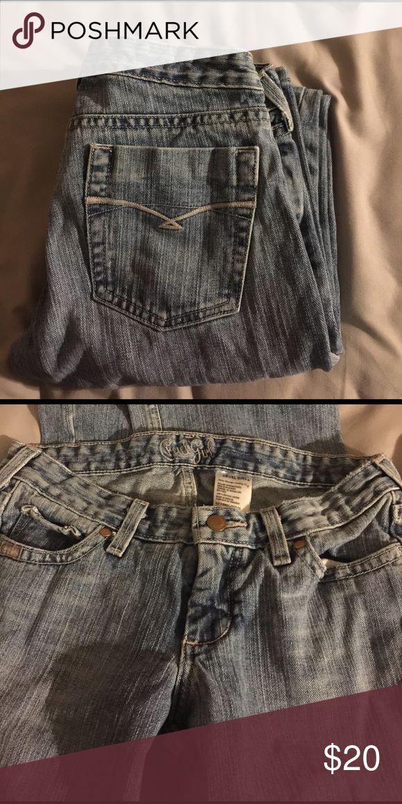 Cute Cruel Girl jeans Cruel Girl Jeans super comfy!!! cruel girl Jeans