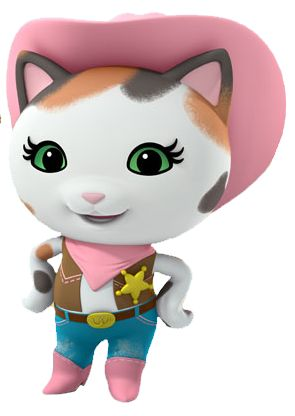 Photo of Sheriff Callie10 for fans of Sheriff Callie's Wild West.