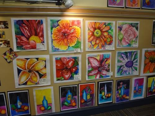 28 best Art Ed 78 Pastels images – 8Th Grade Art Lesson Plans