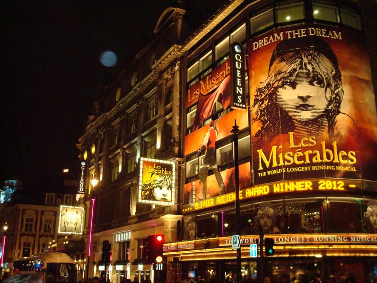 West End - London We're going next weekend to see Rock of Ages! SQUEE!