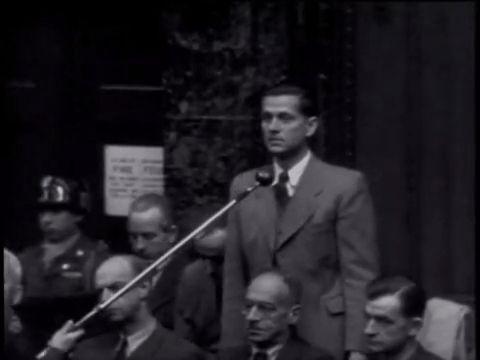 Walter Schellenberg, Nuremberg Case #11 Ministries