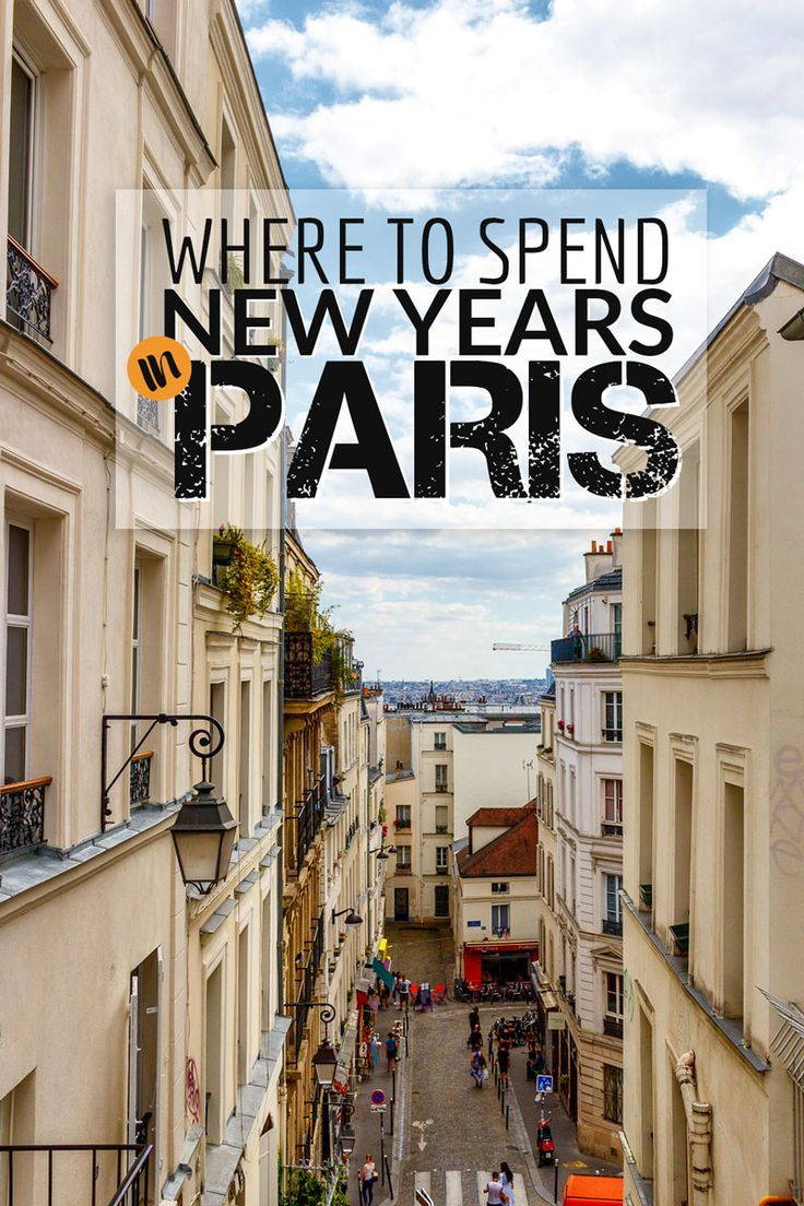 Click here to find out where to spend New Year's Eve in Paris