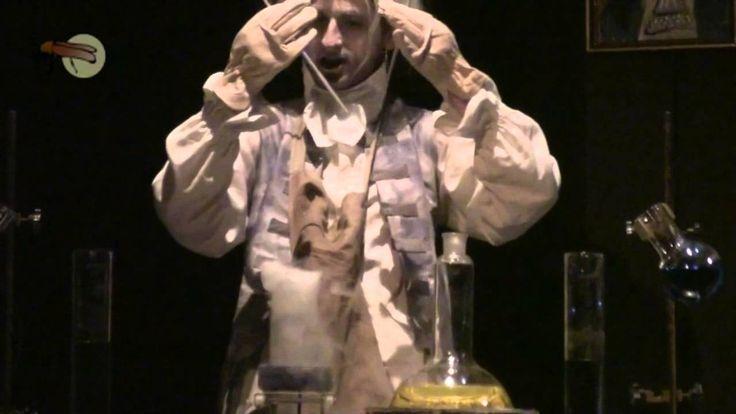 Fahrenheit w Teatrze Miniatura - fragment próby