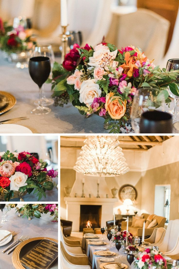 Elegant and luxurious 40th birthday celebration at Grande Provence.  #40th #40thbirthday #40thideas #luxuryevent   Photos by @dehanengelbrecht Flowers by @greengodessza