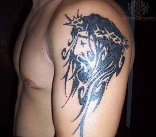 46 Best Images About Jesus Tattoo Designs On Pinterest