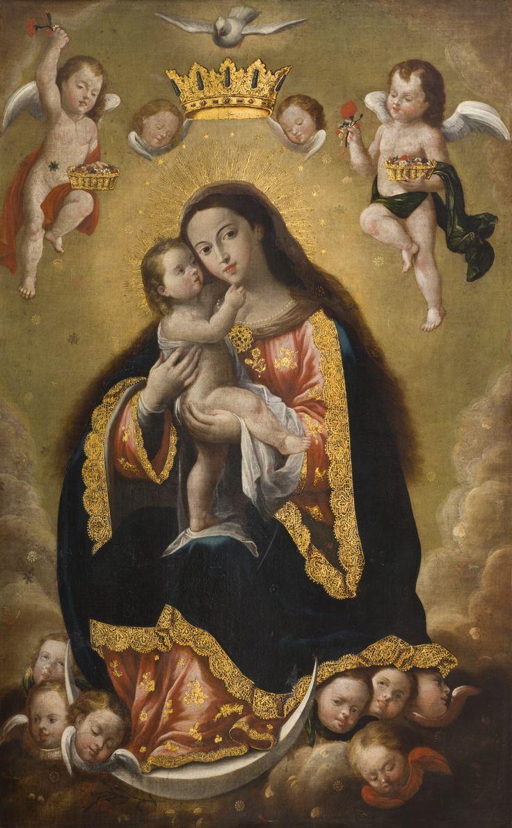 Imagen/fotografía católica de alta resolución etiquetada como: virgen, maria, madre del amor hermoso, quito. ¡Descárgala gratis en Cathopic!